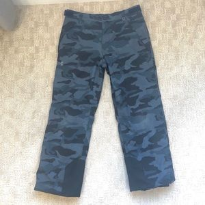 Under Armour Boys Print Rooter Insulated Pant XL